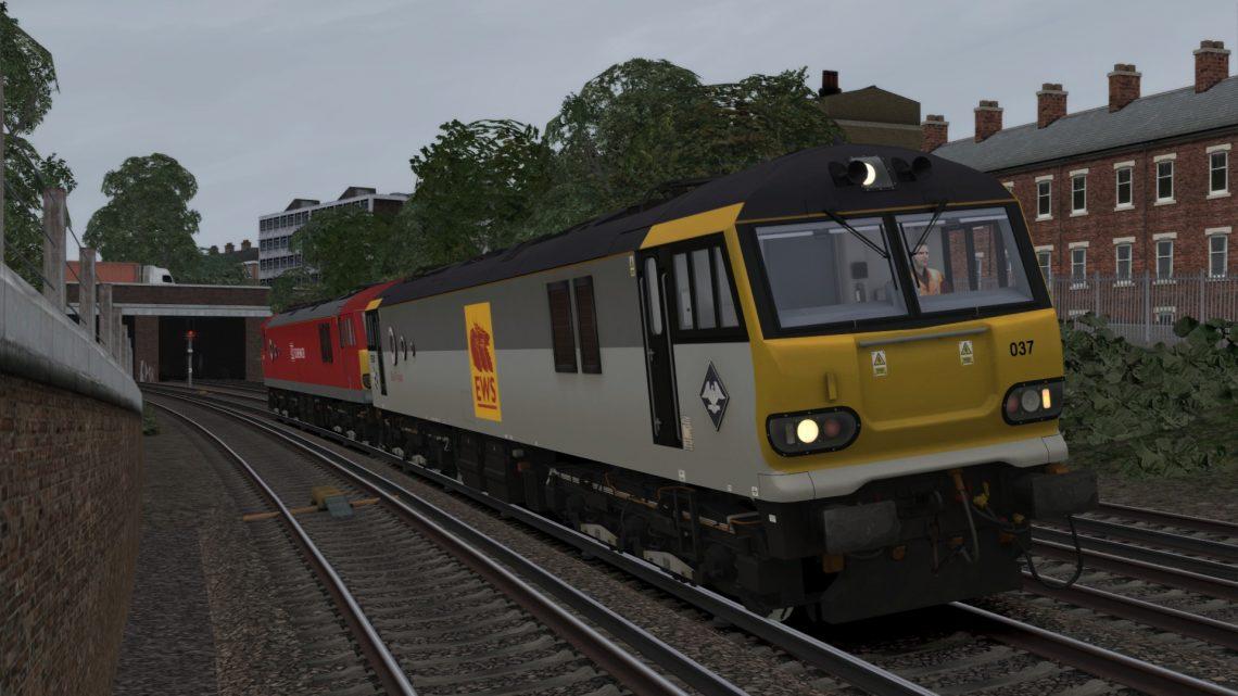 0O94 1347 Wembley to Dollands Moor