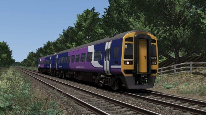1B19 1111 Blackpool North to York