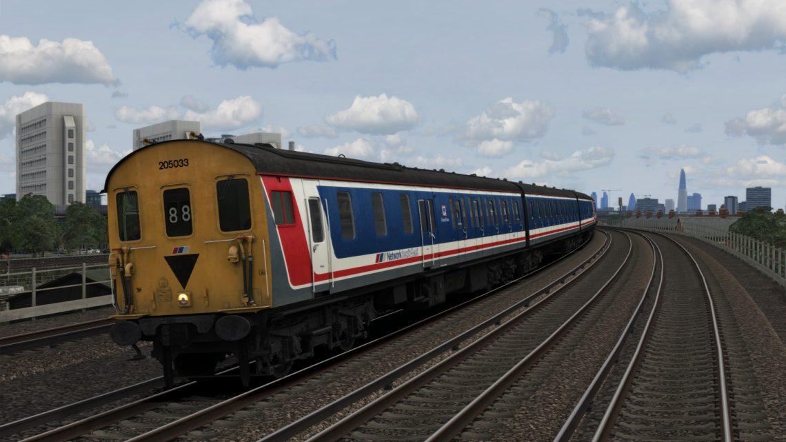 1L60 0810 London Victoria to Uckfield