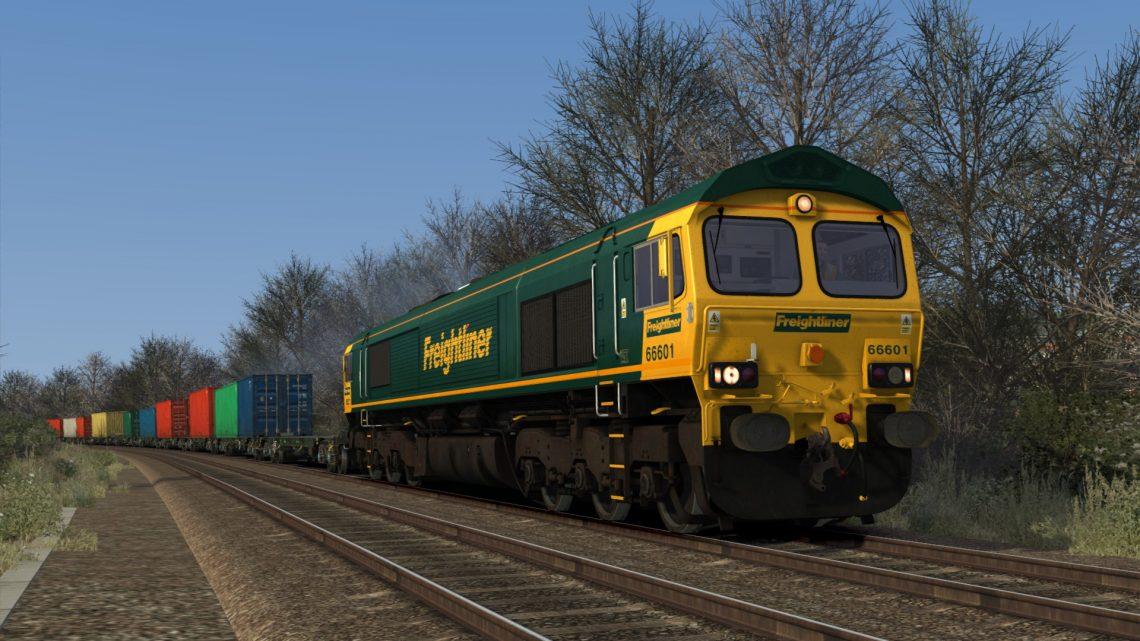 4L30 0903 Bristol FLT to Felixstowe North FLT