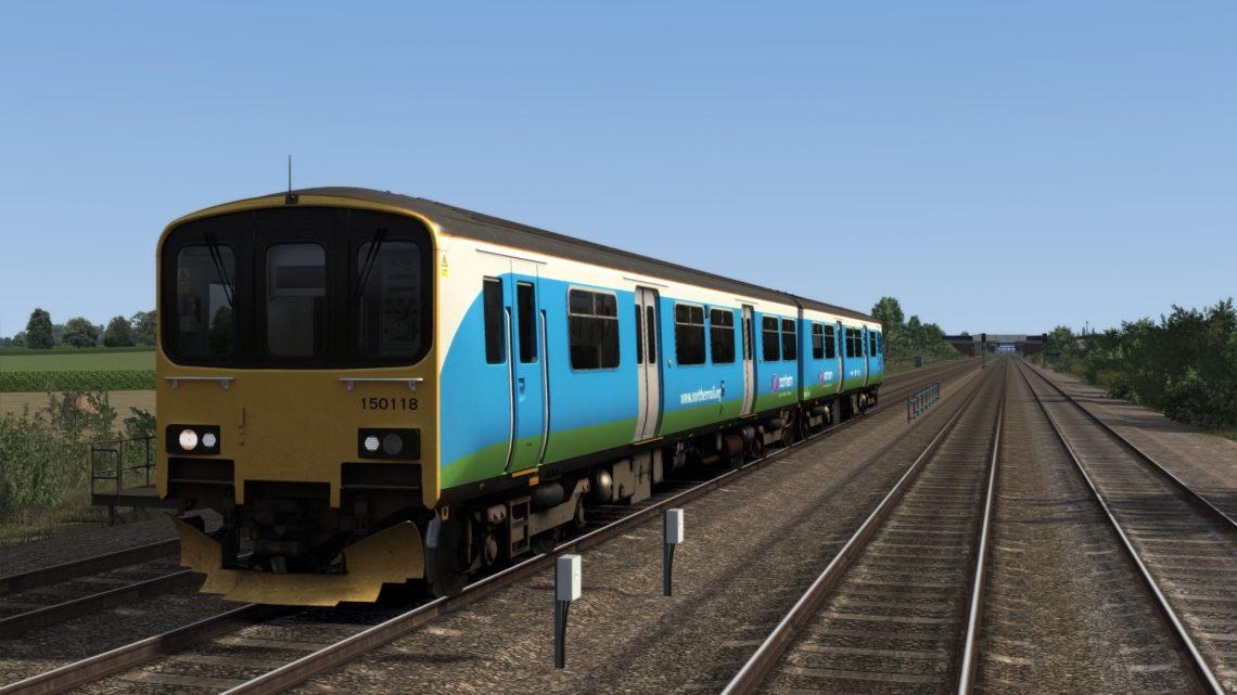 2T87 0748 York to Leeds