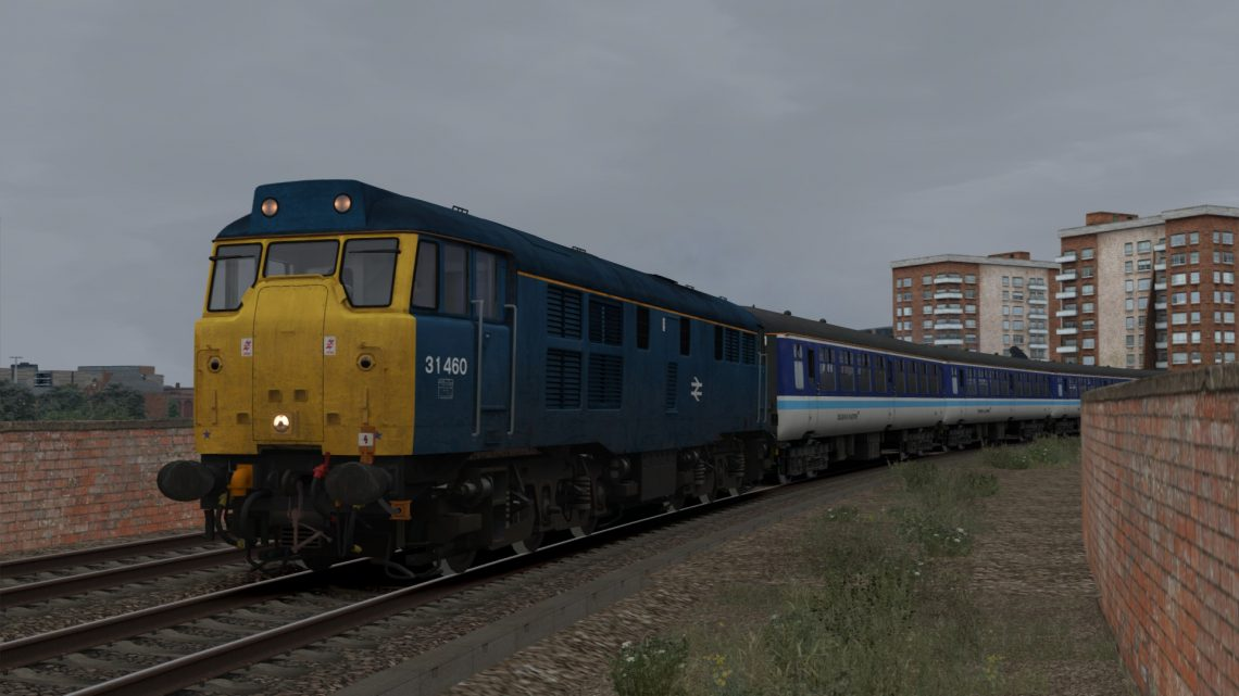 2J26 0857 Liverpool to Manchester Victoria