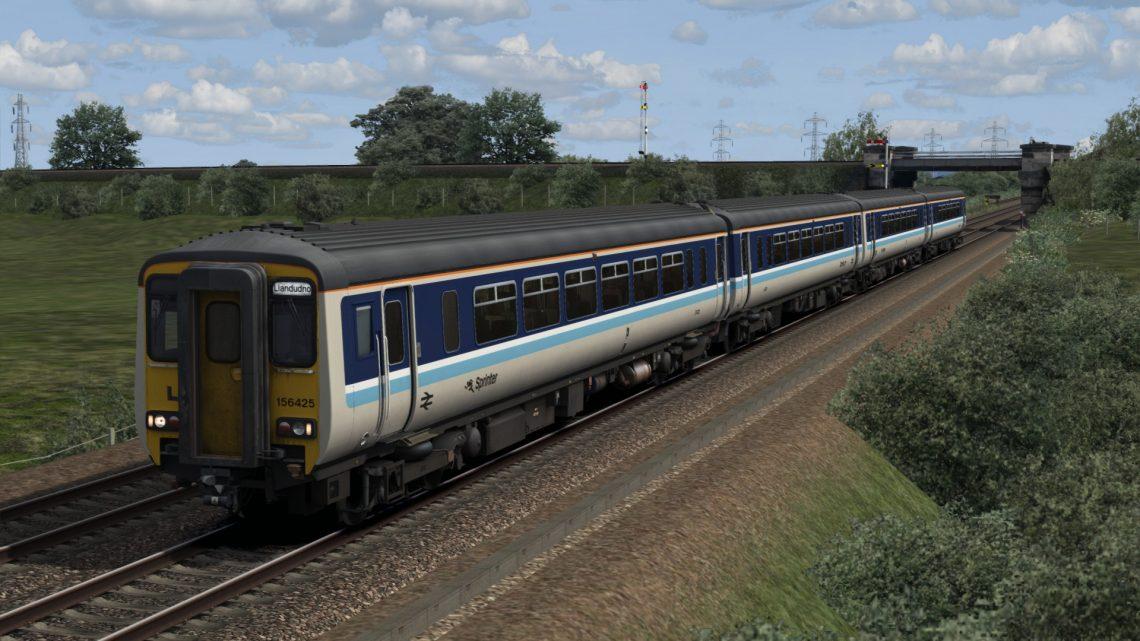 5D64/2D64 Manchester Victoria to Llandudno