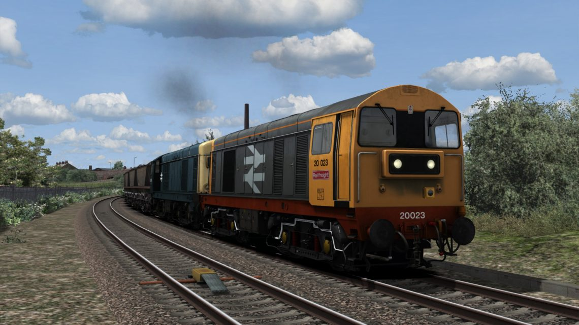 7F33 1103 Point of Ayr Colliery to Fiddlers Ferry