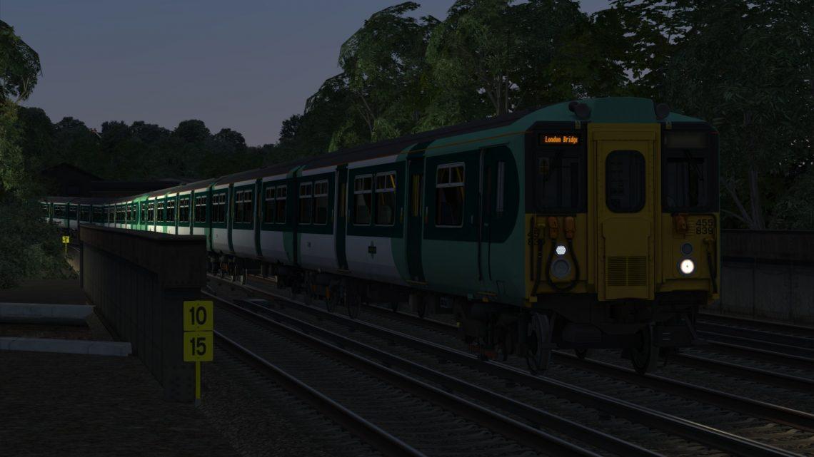 [JWT] 2H66 21.15 Beckenham Junction – London Bridge v2