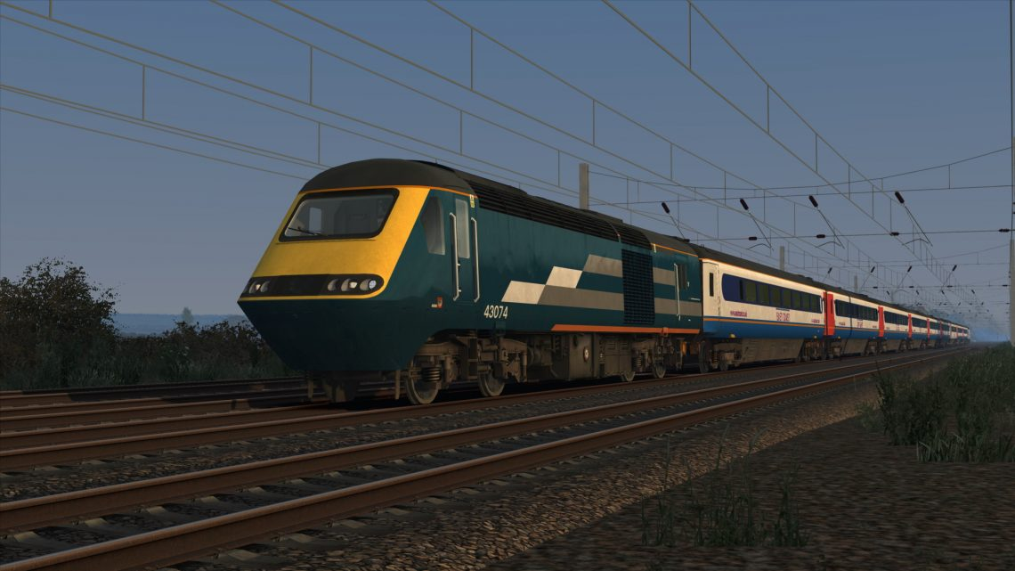1D22: 1633 London Kings Cross to Leeds (2011) *SUBSCRIPTION ONLY*