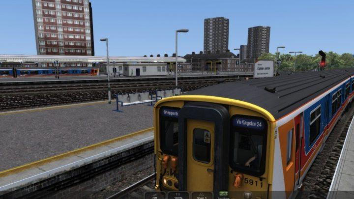 2H31 & 2H40 Waterloo to Shepperton Return (2-Parts)