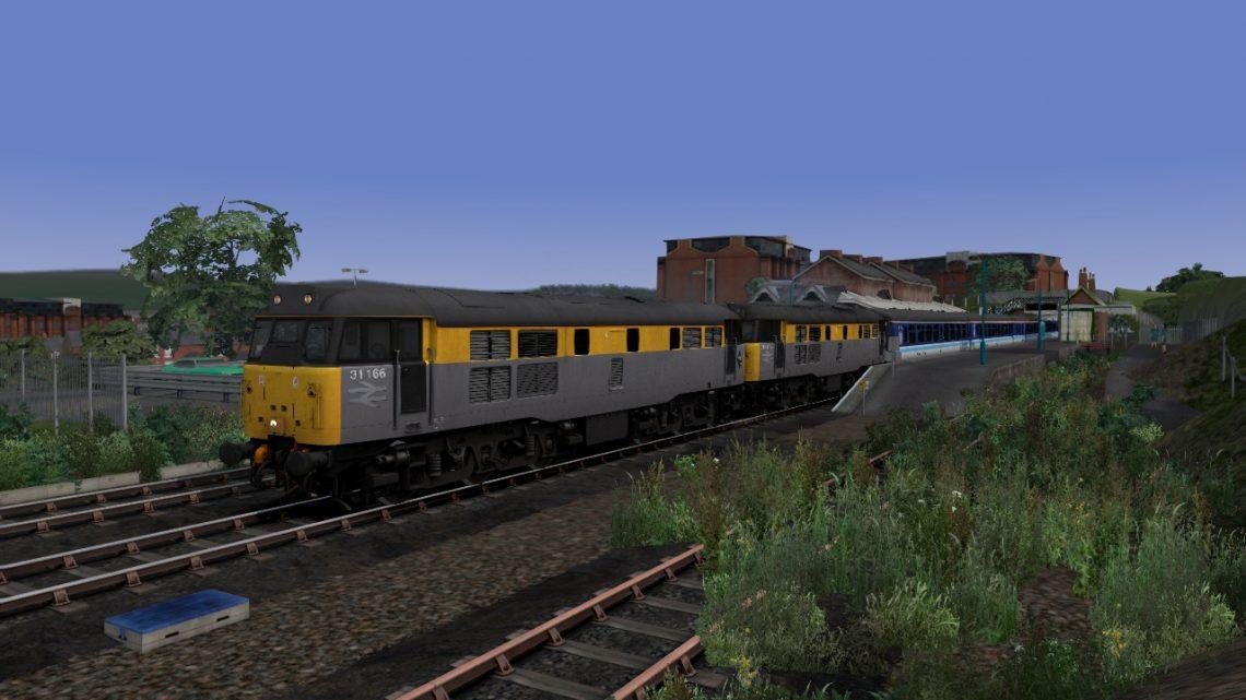 MLH01 31s to Pwllheli