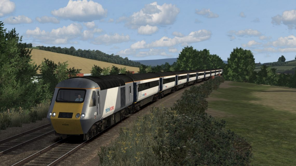 1M70 15:20 Newquay to Manchester Piccadilly