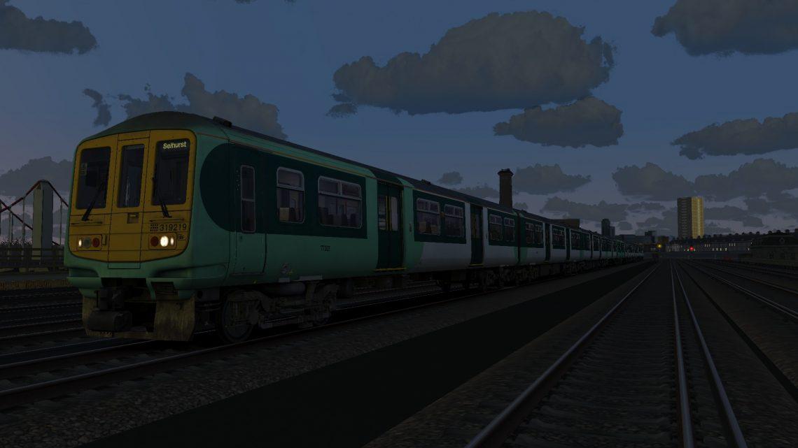 2R00 18:13 London Victoria – Selhurst (2009)