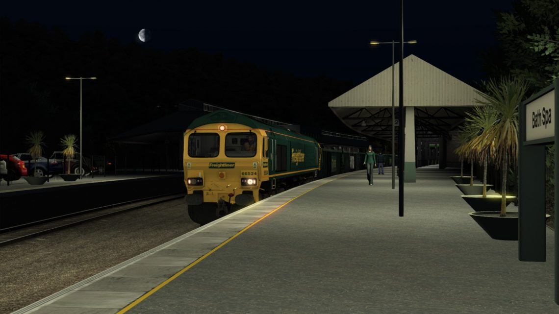 (RP) Bristol Freightliner Terminal to Banbury Reservoir Tarmac