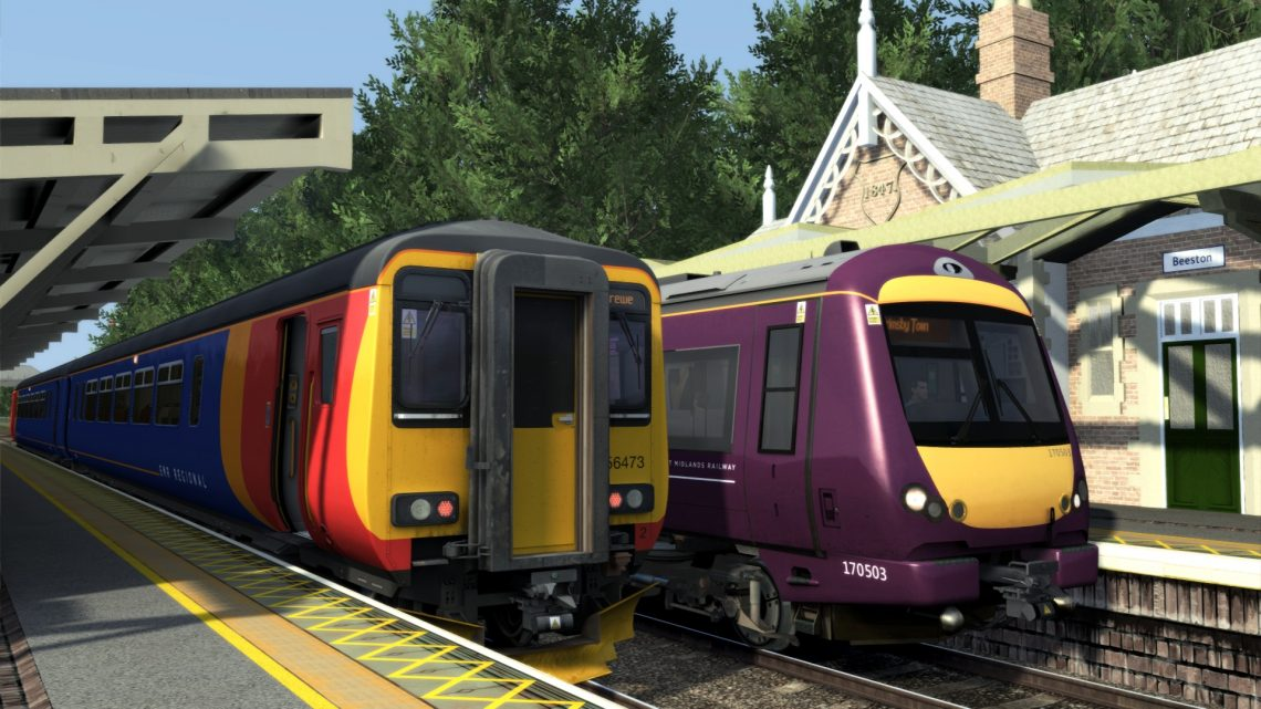 2L59 07:42 Leicester to Grimsby Town