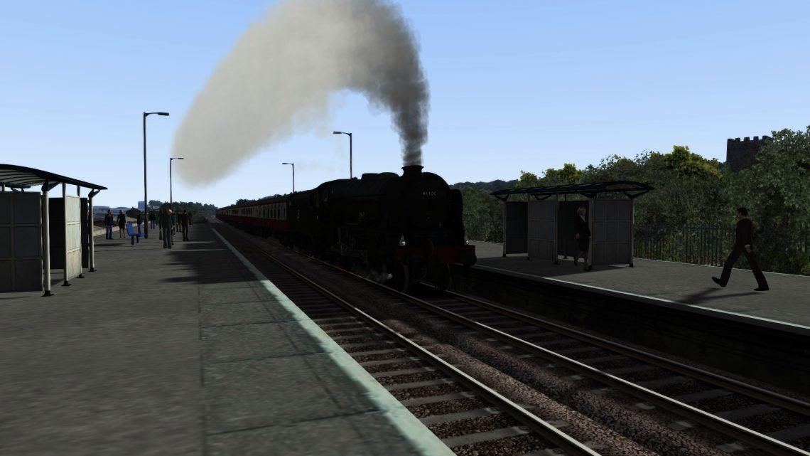 [CT] 1Z27 09:07 Bristol Temple Meads-Kingswear 'English Riviera Express'