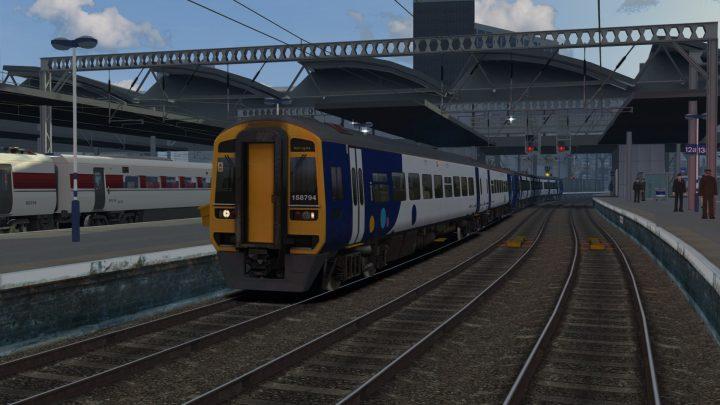 2E52 0623 Leeds to Harrogate