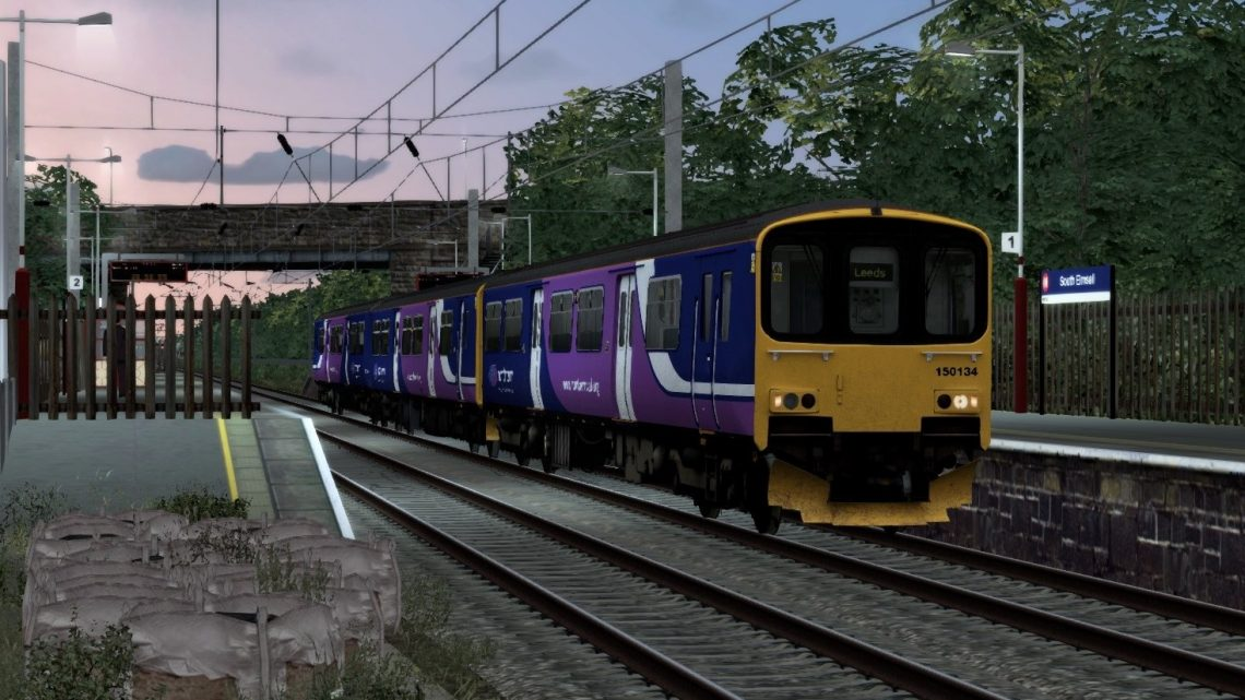 (WM) All Aboard for Doncaster (5B11/2B11)