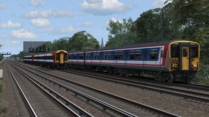 2J35 13.26 London Waterloo – Hampton Court (2003) v2