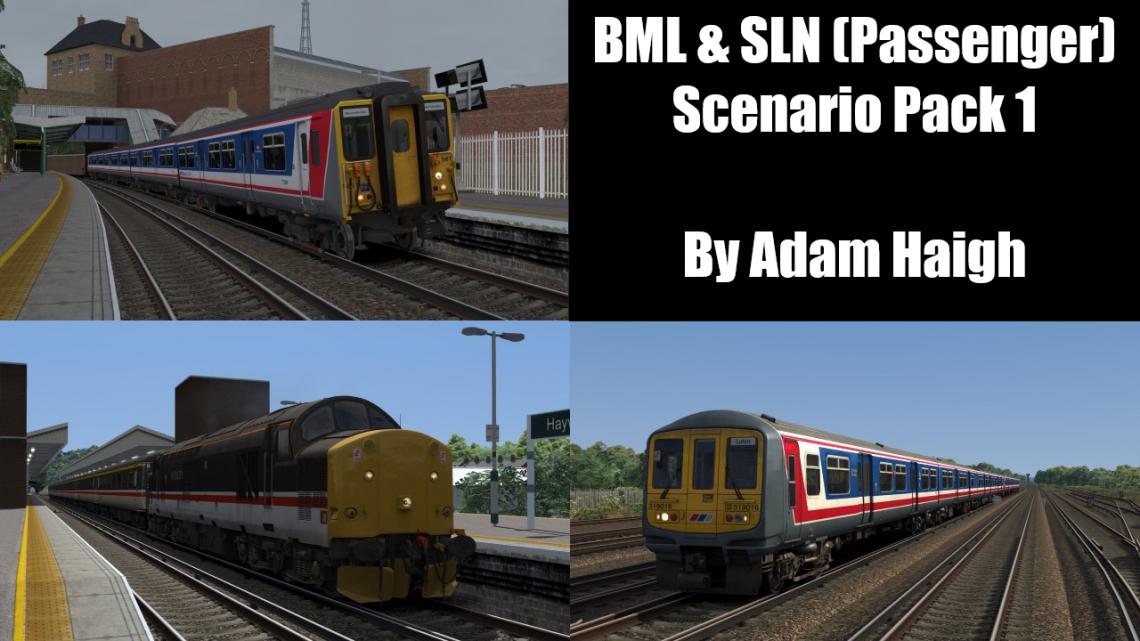 **SUB-ONLY** Brighton Mainline & South London Network (Passenger) Scenario Pack 1