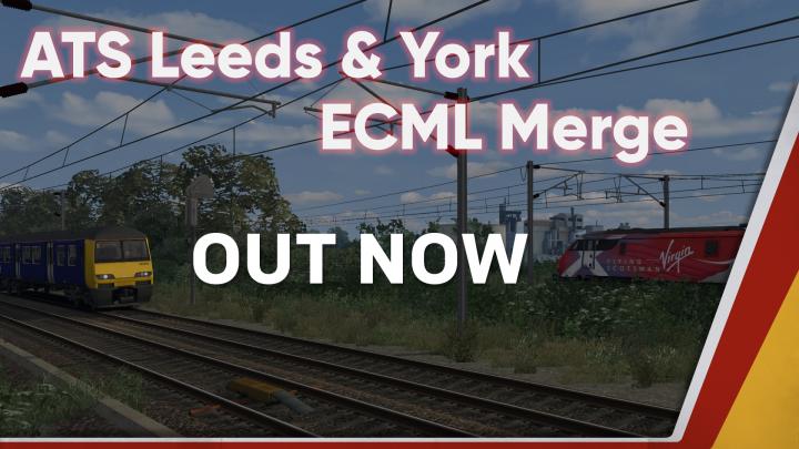 The East Coast Mainline – London Kings Cross to Leeds and York Merge