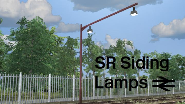 Southern Region Siding Lights