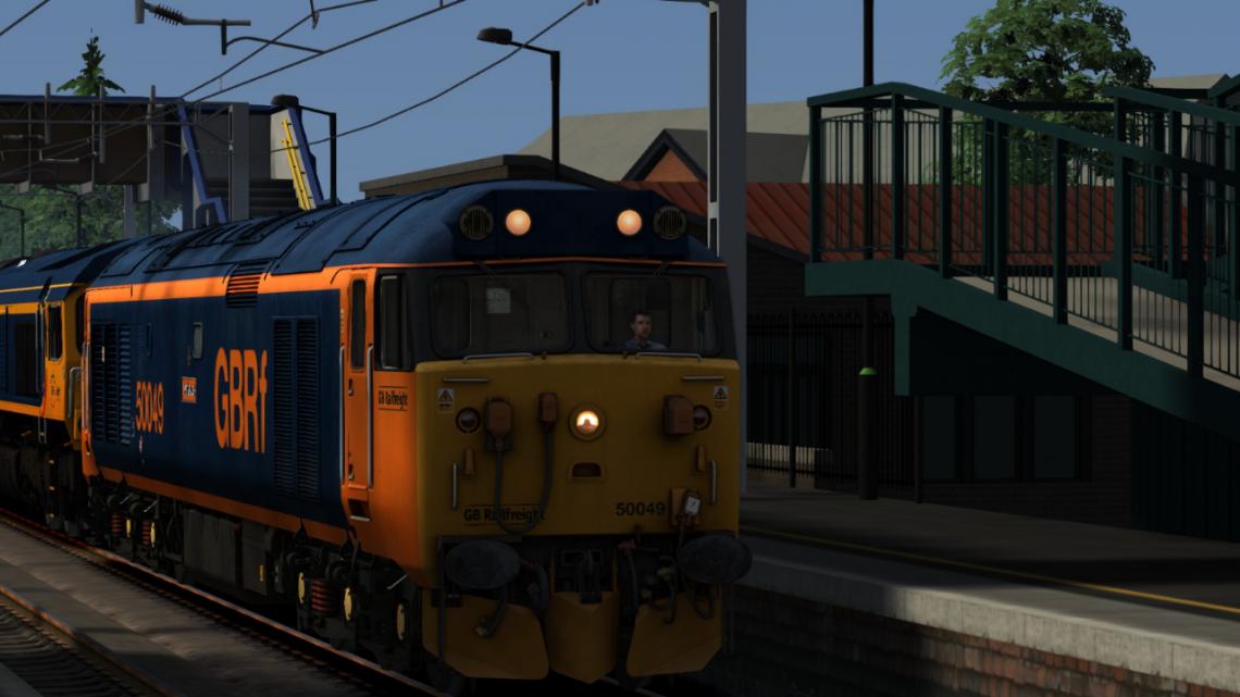 1506 0Z60: Kidderminster Severn Valley Railway – Stewarts Lane Traction & Rolling Stock Maintenance Depot