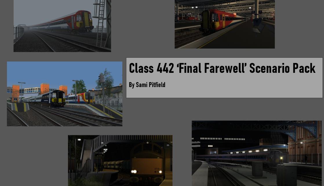 SP: Class 442 'Final Farewell' Scenario Pack