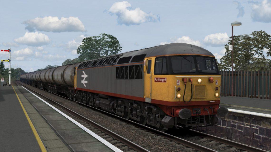 6E20 0952 Glazebrook BTP to Haverton Hill