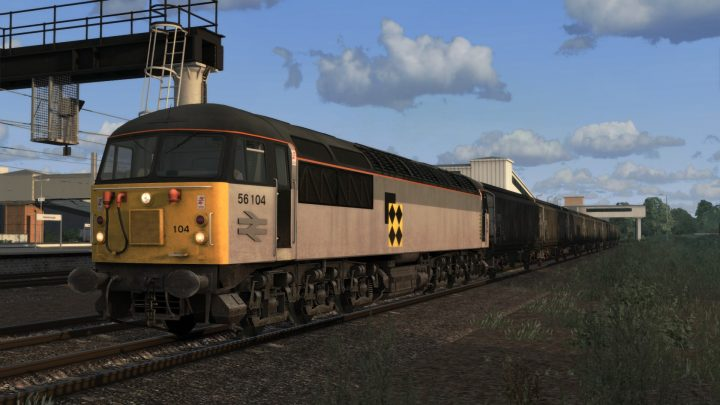 6S93 1850 Wisbech East to Deanside CPA