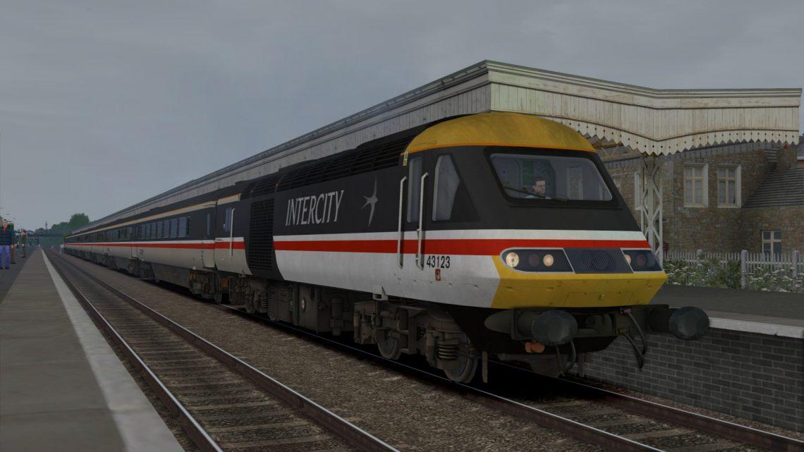 1E37 1434 Paignton to York