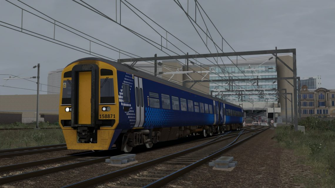 1D73 0839 Leeds to Chester