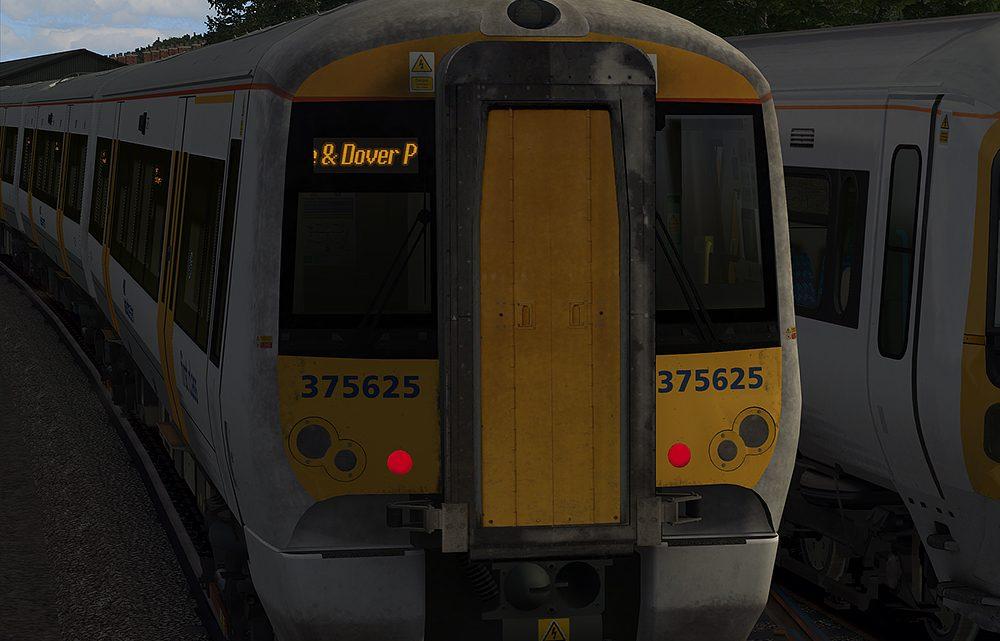 Class 375 Destinations Update