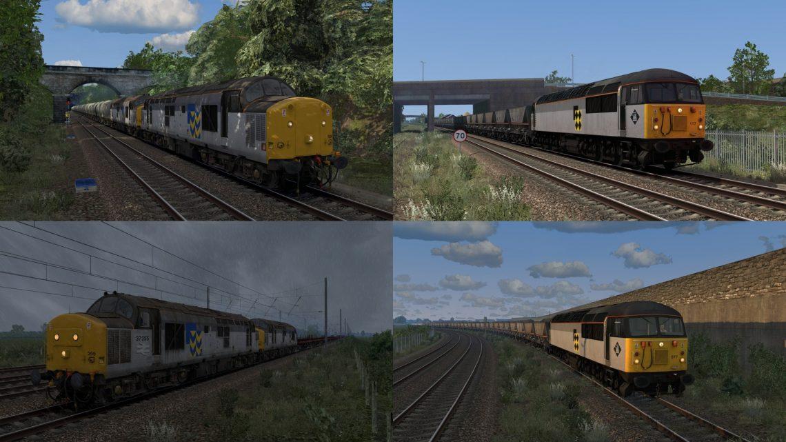 BR Trainload Scenario Pack (DPS North East England V3)