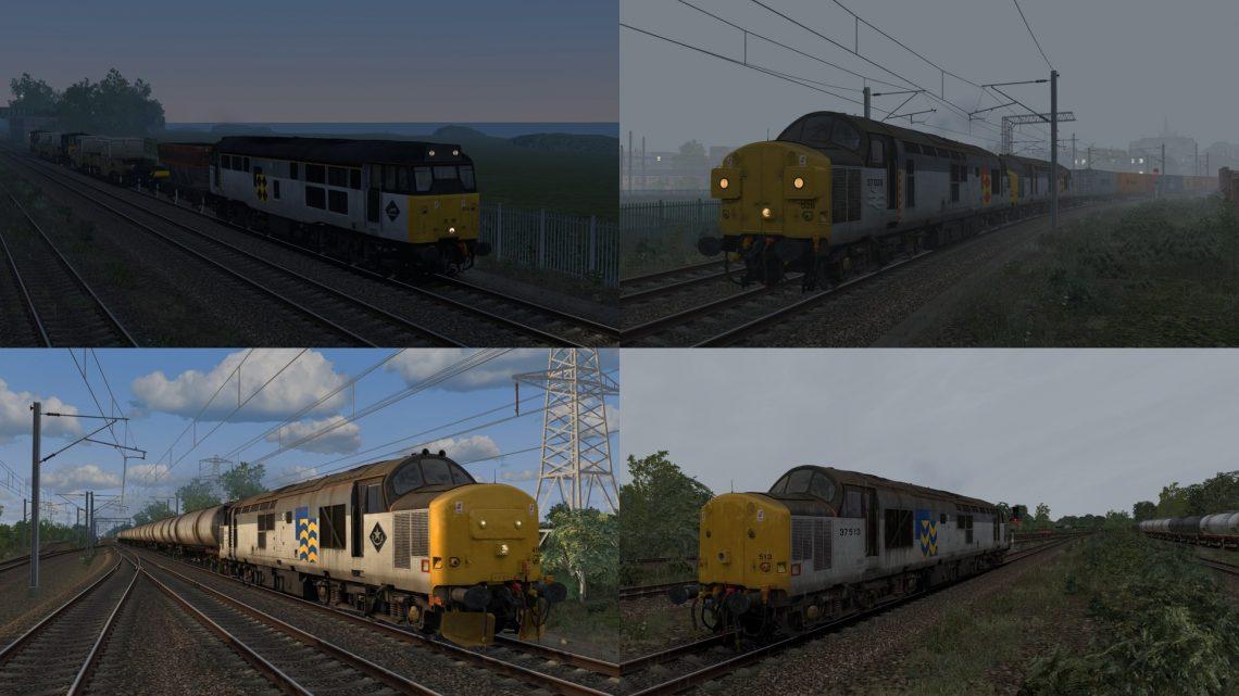 BR Trainload Scenario Pack 2 (DPS North East England V3)