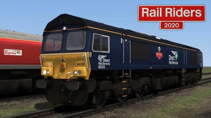 Rail Riders 66303