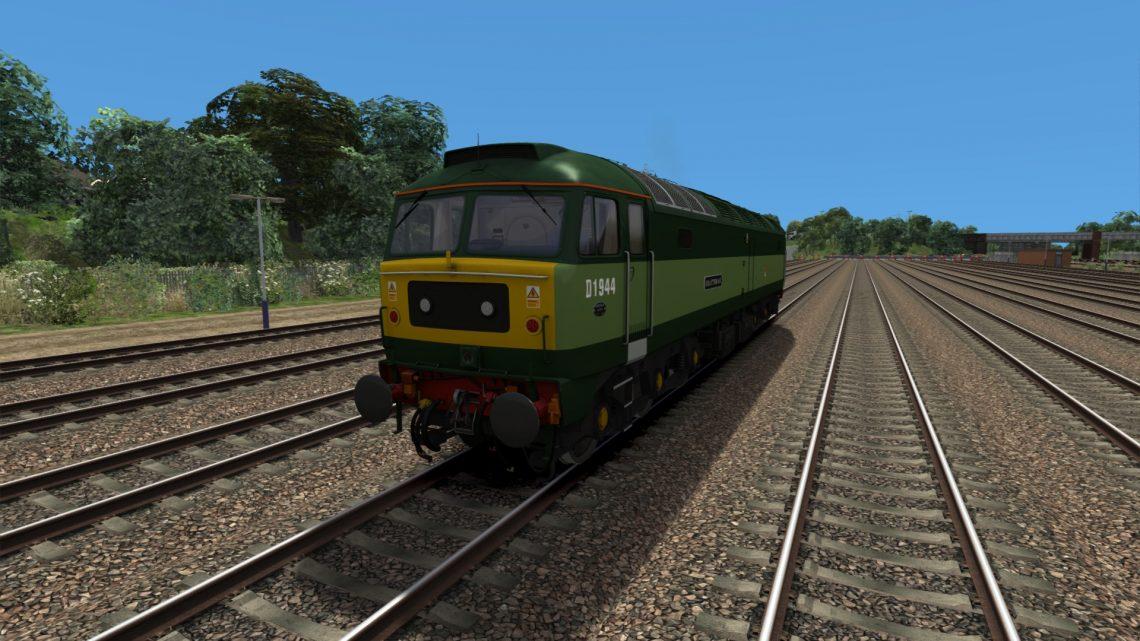 Major Wales Design LSL BR Green Class 47 Sound Patch