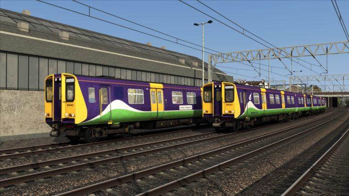 Class 508: Silverlink/London Overground