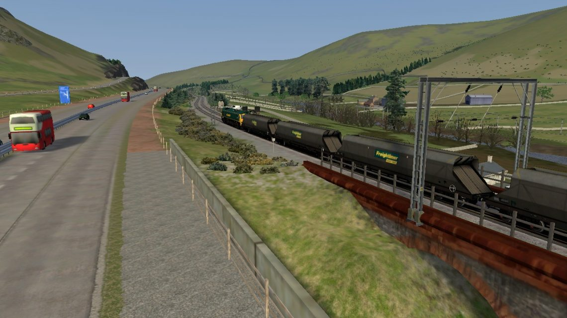 WCML over Shap freight pack 2011