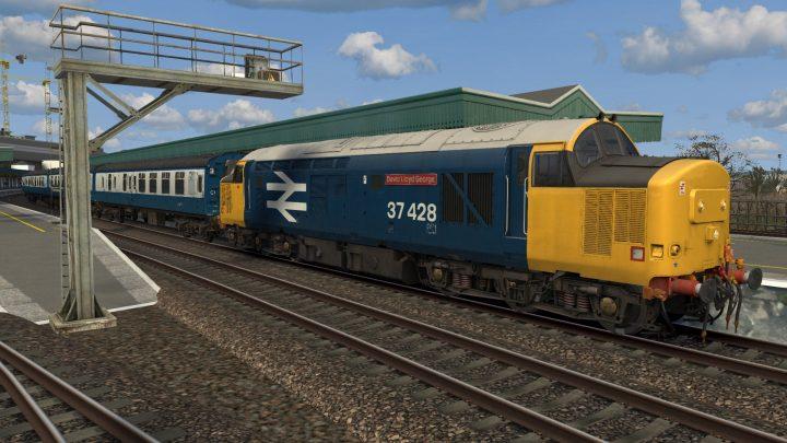 2C26 1300 Cardiff Central – Taunton from Bristol TM