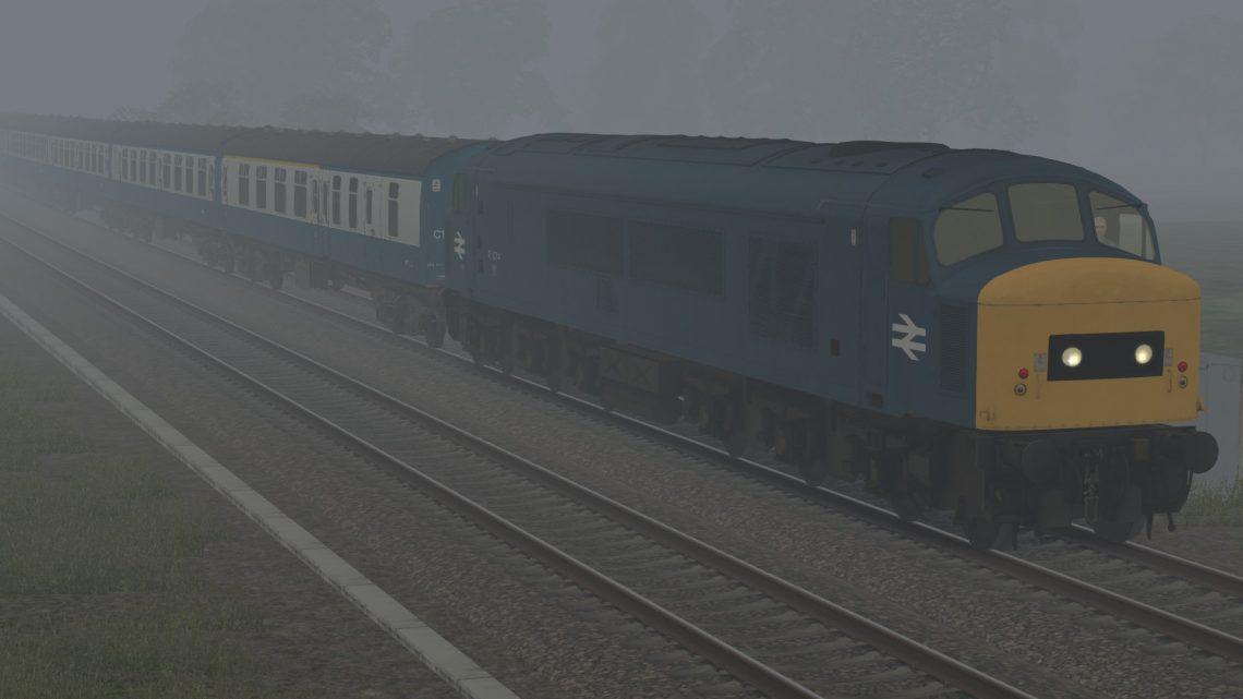 (LT3R) 1V55 2320 Bradford – Paignton