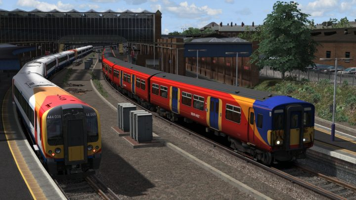 5Y51 14:32 Bournemouth T&R.S.M.D. to Wimbledon Park Depot
