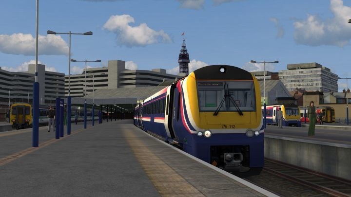 1Y56 08:52 Blackpool North-Manchester Airport