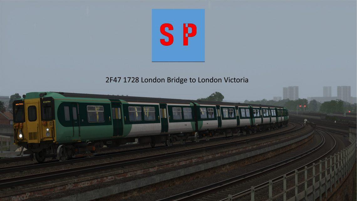 2F47 1728 London Bridge to London Victoria