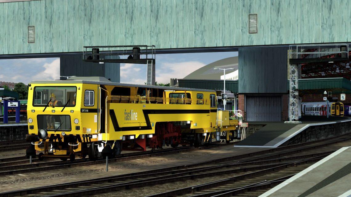 (WM) 6J84 07:25 Bristol Kingsland – Westbury (2005)