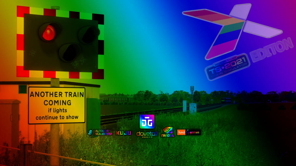 TS2021 Pride splash x64 & Main Start screen replacement V1.0 (Quick Installer)