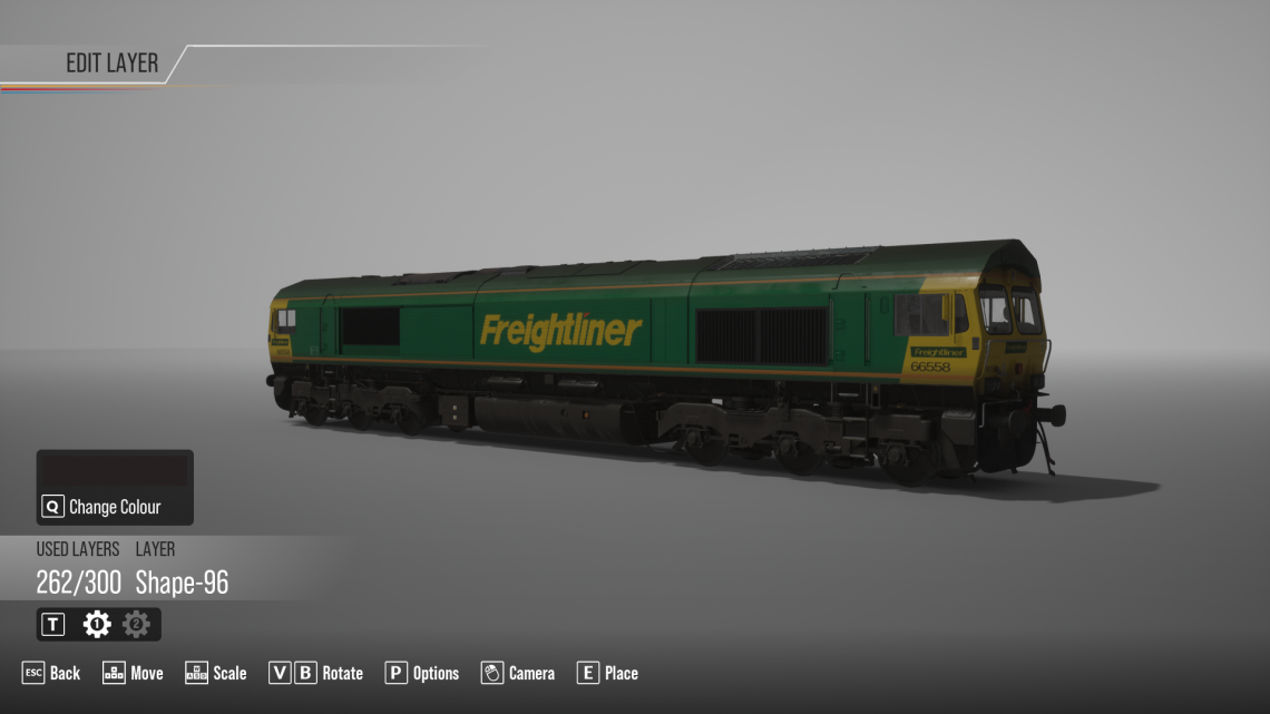 Freightliner Class 66