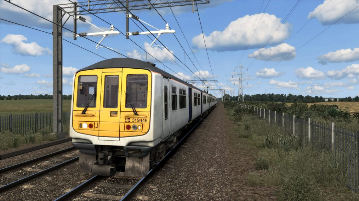 (AT) 2F27- 17:01 Manchester Victoria to Liverpool Lime Street