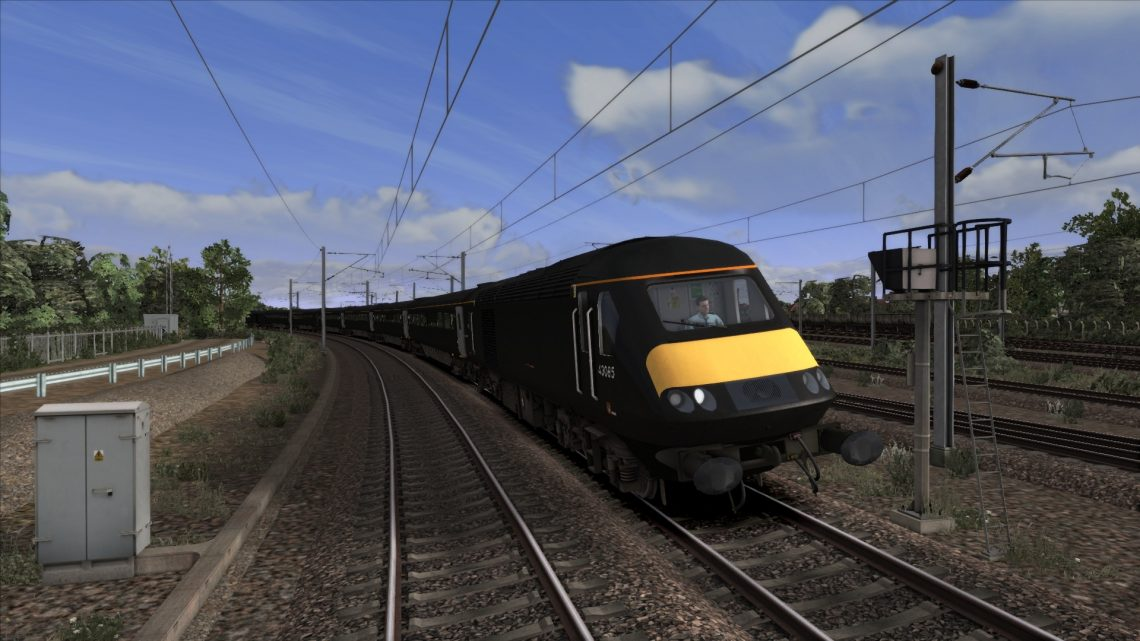 (AT) 1N28- 16:50 London Kings Cross to Sunderland