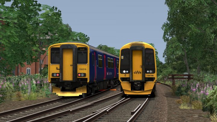 2T22 1423 Exmouth to Paignton