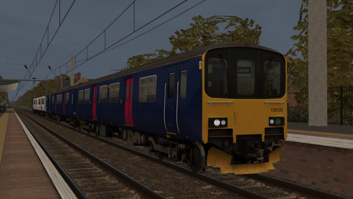 1E72 1716 Chester to Leeds