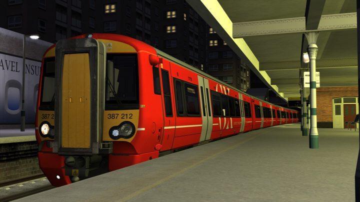 5A15 0250 Selhurst T&RSMD to Stewarts Lane T&RSMD