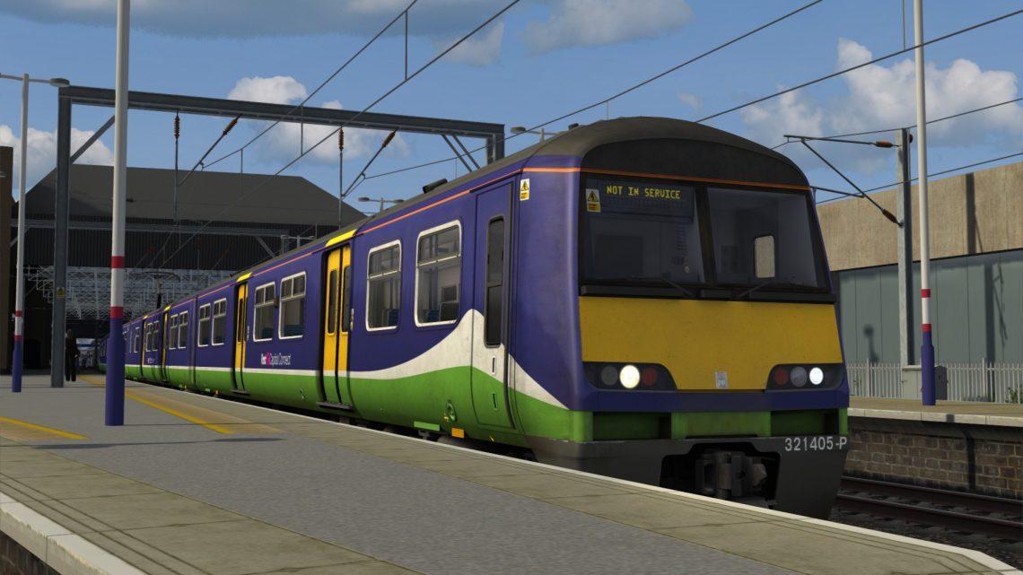 3V10 0810 Kings X to Welwyn GC